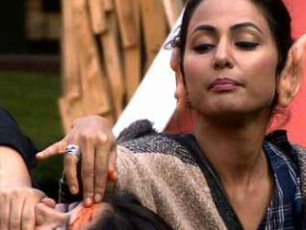 Hina Puts Chilli Powder On Bandgi!