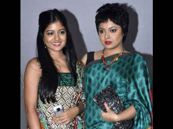 Ishita Did Speak To Tanushree Before The Wedding