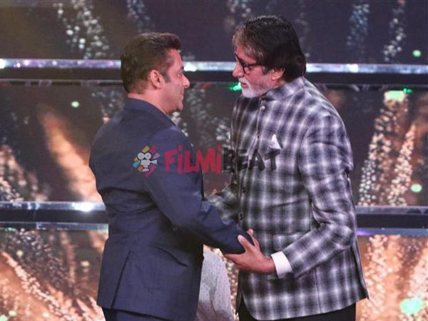 Salman Hugged Big B But...