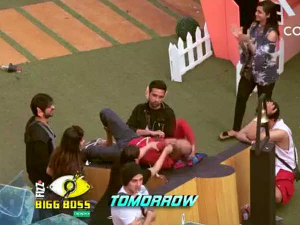 Shilpa's Team Takes Revenge