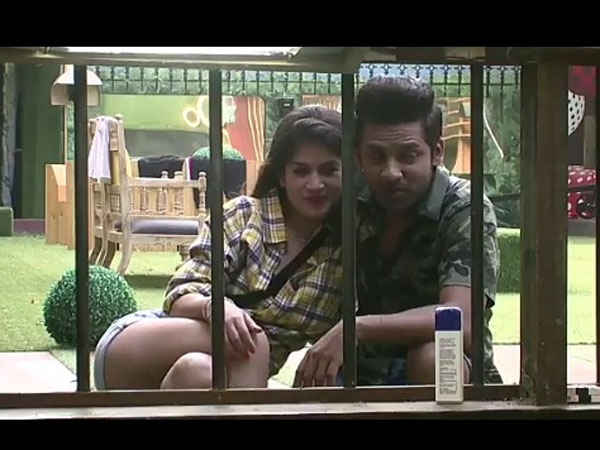Puneesh & Bandgi Refuse To Go To Jail