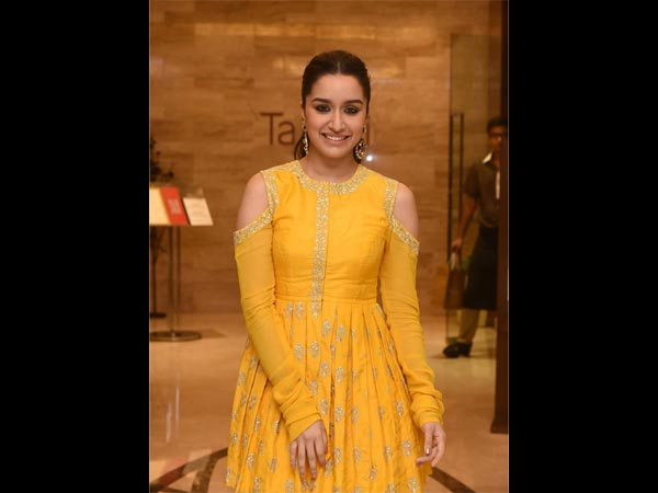 Shraddha Kapoor Talks About Saaho; Also Reveals That She Struggled A Lot To Get Her First Break