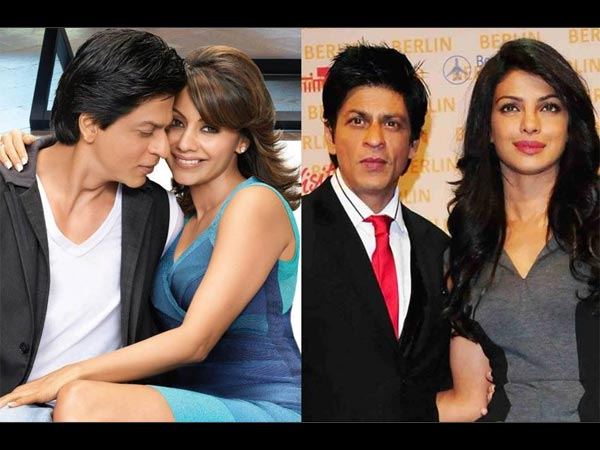 SENSATIONAL! Priyanka Chopra Is SCARED To Utter Shahrukh Khan's Name; Star Wives Are INSECURE!