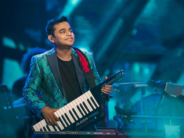 AR Rahman Reveals His Favourite Actor!