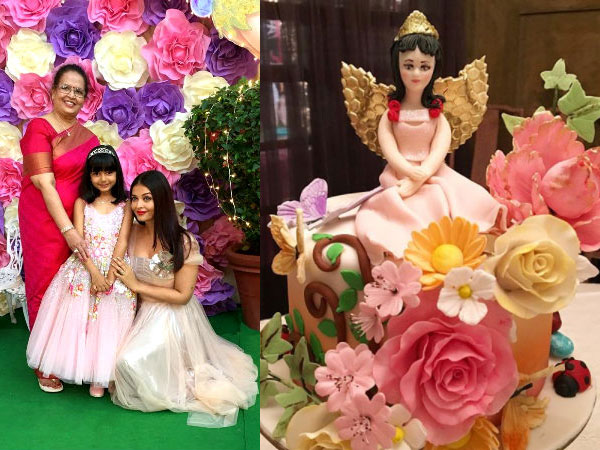 LOOKS DELICIOUS! Aishwarya Rai Bachchan Selected A Grand BIRTHDAY CAKE For Aaradhya (PICTURES)