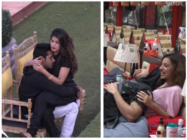 Bigg Boss 11 Extra Dose: What's Going On? Bandgi-Puneesh & Benafsha-Priyank Seem INSEPARABLE!