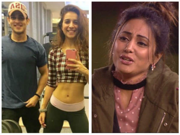BB 11: Ben Says Her Closeness With Priyank Was A BIG JOKE; Adds Hina Is NOT A Strong-headed Person!
