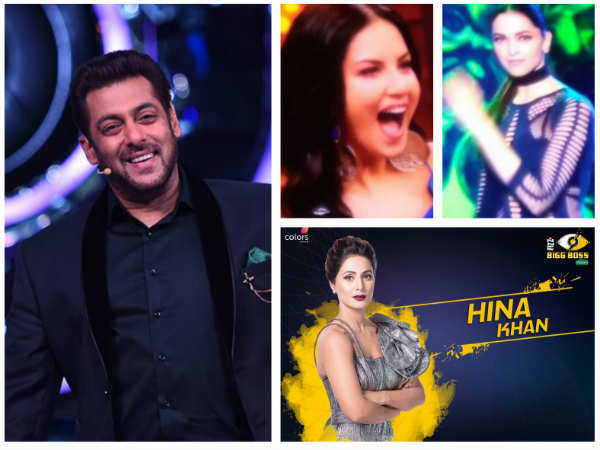 BB 11: Deepika Padukone & Sunny Leone On The Show; Hina Khan NOT To Be Sent To The Secret Room!