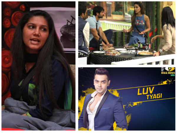 BB 11 Highlights: Akash Provokes Sapna Against Shilpa; Did Sapna Make A Mistake By Saving Luv?