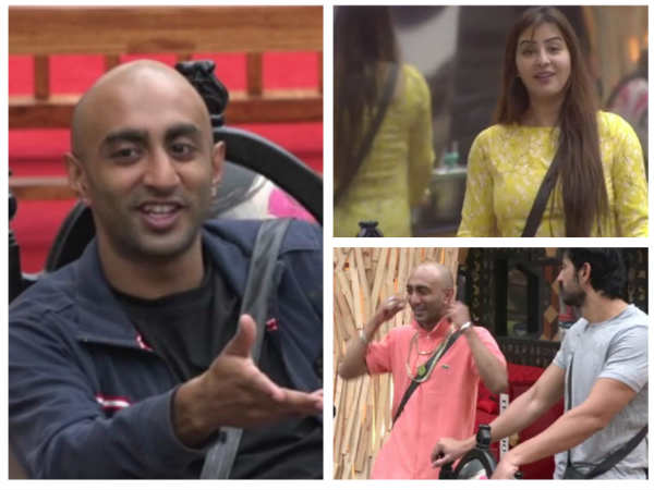 Bigg Boss 11: SHOCKING! Akash Dadlani Asks Shilpa Shinde To Apply Lotion On His B*tt!