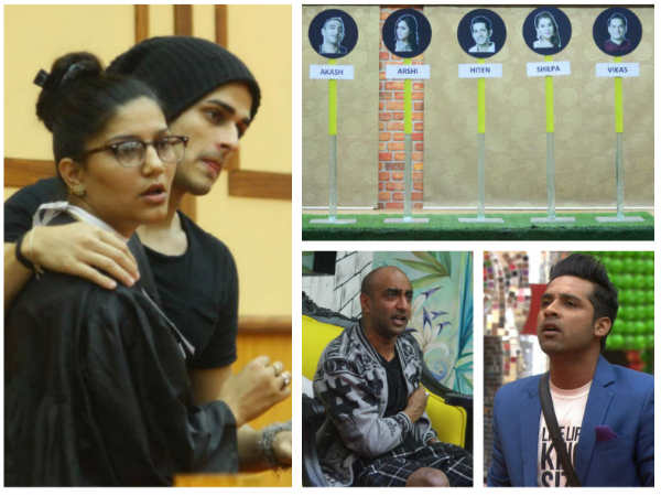 Bigg Boss 11: Fans Lash Out At Sapna; Akash Goes Crazy To Become Captain; Puneesh In Trouble & More