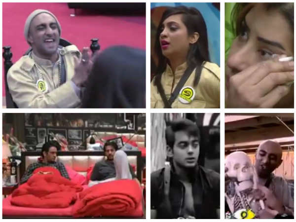 BB 11: Akash Upsets Shilpa; Luv Trolled For Not Playing His Game; Vikas Apologises To Hiten & More…