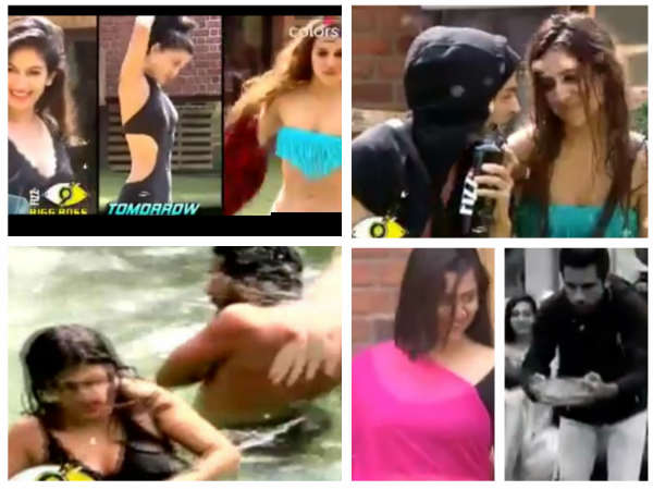 BB 11: Captaincy Task & Pool Masti! Hina, Arshi & Other Ladies Of The House To Turn Up The Heat!