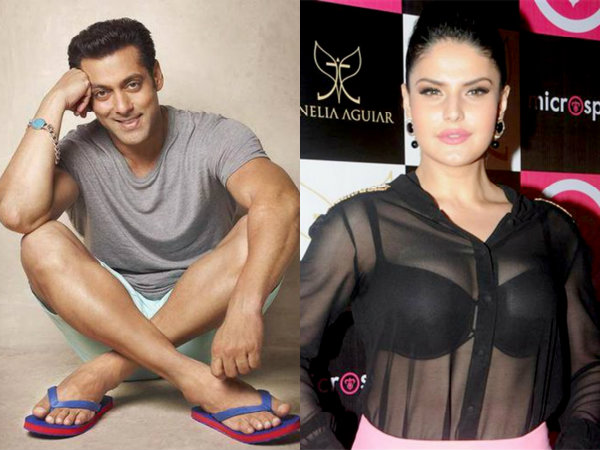 Salman Khan Is A Very Special Man & Zareen Khan Has The Proof!