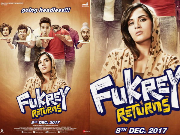Fukrey Returns Goes Back To Its Original Release Date Of December 8th!