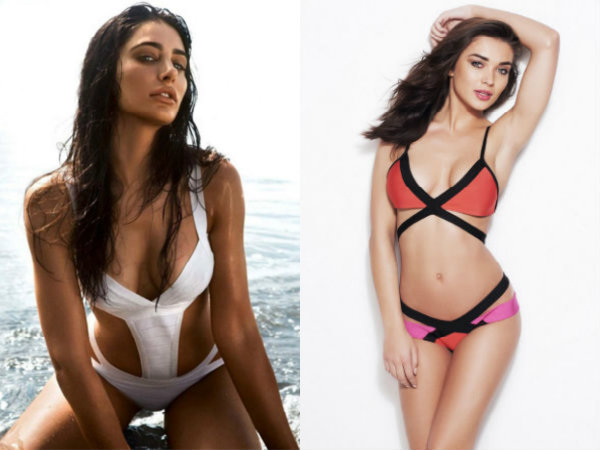 Bikini Battle! Who Looks The HOTTEST? Amy Jackson Or Nargis Fakhri