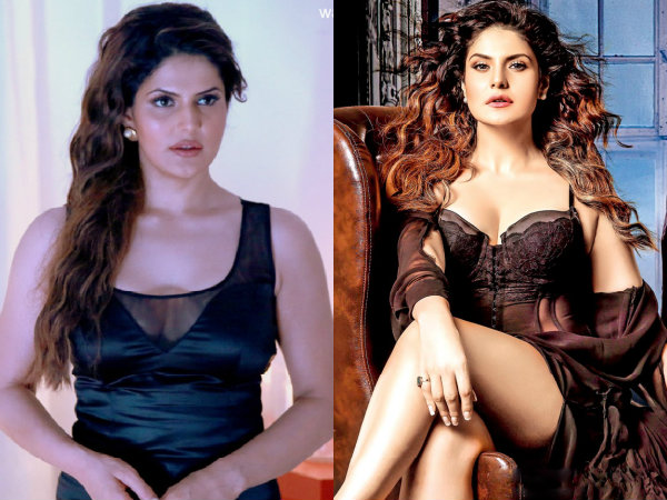 Zareen Khan To Be Slapped With A Legal Notice By Aksar 2 Film-makers?