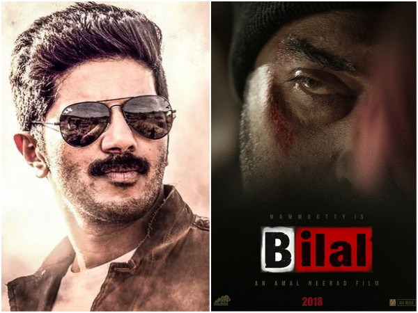 Dulquer Salmaan's Words About Big B & Bilal Show How Big A Fanboy He Is!