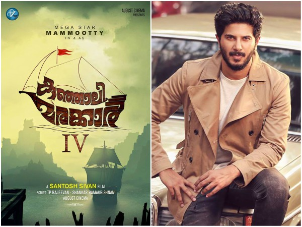 MUST READ! Dulquer Salmaan Is Excited About Mammootty's Kunjali Marakkar!