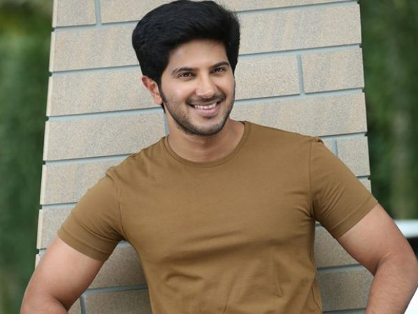 Dulquer Salmaan's Next In Tamil Goes On Floors!