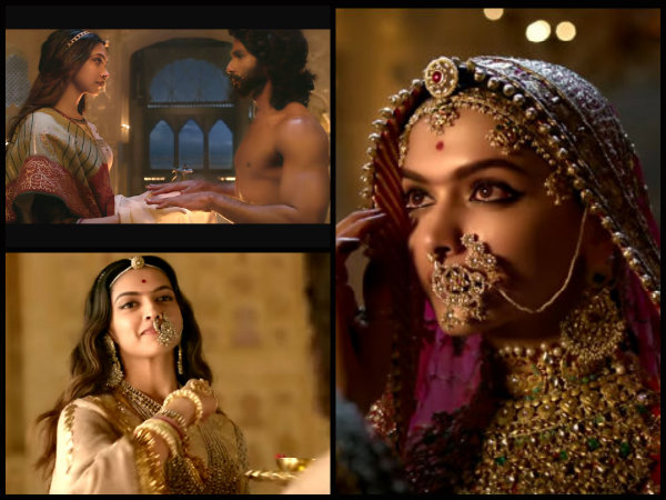 Read The FIRST MOVIE REVIEW Of Deepika Padukone's Padmavati; It Will Make You Even More FURIOUS!