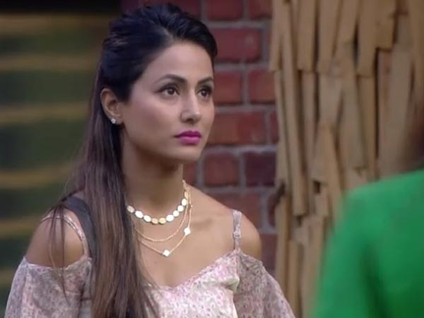 Bigg Boss 11: SHOCKING! Hina Khan To Be Eliminated; But There Is A TWIST!
