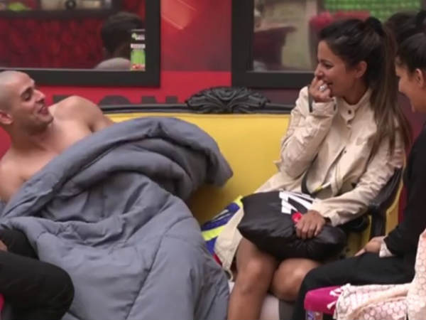 Bigg Boss 11 Full-On Masti! Priyank STRIPS In Front Of Hina & Sapna; Hina Beats Luv!