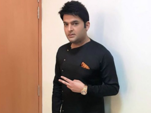 Kapil Sharma Turns Guest On The Kapil Sharma Show Sets, But Skips TGILC Shoot!