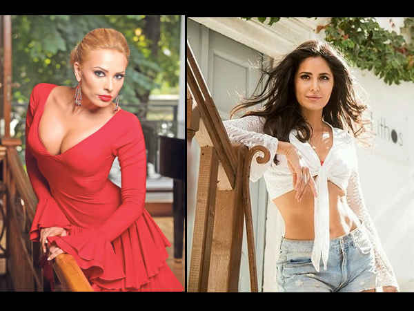SHE ISN'T JEALOUS AT ALL! Iulia Vantur Likes Katrina Kaif's Picture Shared By Salman Khan
