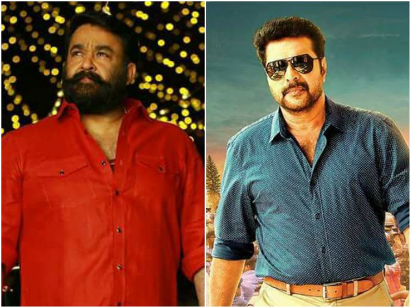 Mammootty V/S Mohanlal: An Interesting Battle On A Different Ground!