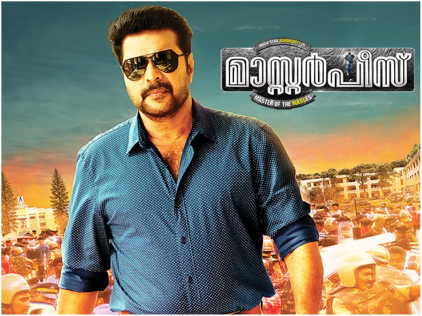 Masterpiece: The Mammootty Starrer All Set To Pocket A Unique Record?