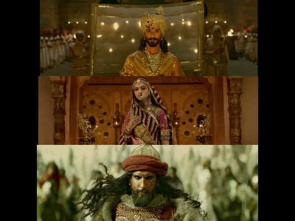 BUZZ: Release Date Of Ranveer-Deepika-Shahid's Padmavati Pushed To 14th February 2018?