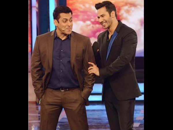 OMG! Varun Dhawan Replaces Salman Khan In Remo D' Souza's Dance Film?