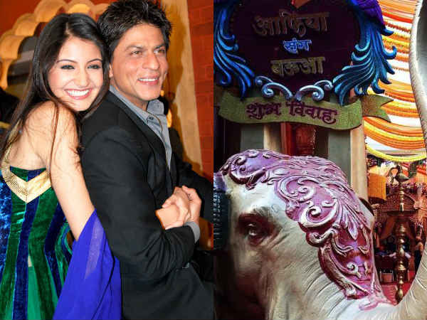 LEAKED! Are These The Character Names Of Shahrukh Khan & Anushka Sharma In Aanand L Rai Film?