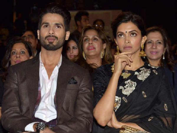 HE CALLS IT 'SHAMEFUL'! Shahid Kapoor Condemns The Violent Threats Against Deepika Padukone