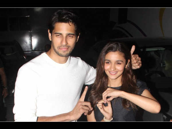 Has Sidharth Malhotra Patched-Up With Rumoured GF Alia Bhatt? The Actor Reveals The Truth!