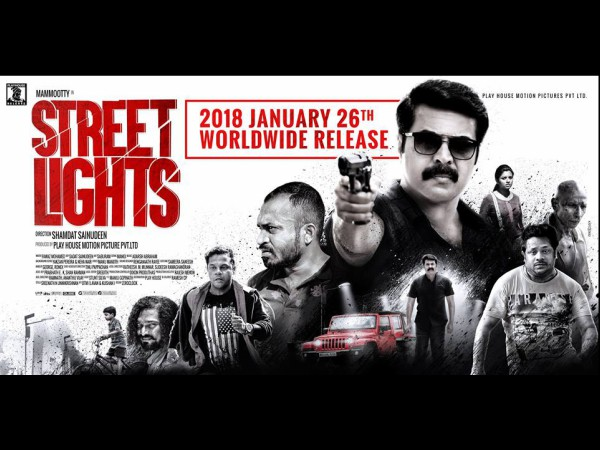CONFIRMED! Mammootty's Street Lights Will Hit The Theatres On This Date!