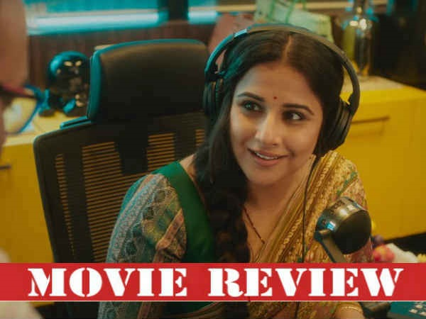 Tumhari Sulu Movie Review: Vidya Balan Drops 'Bijlee' With Her Electrifying Performance!