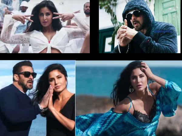 Swag Se Swagat Song: Salman Khan's Rap & Katrina Kaif's 'HOT AF' Grooves Leave You Asking For More!