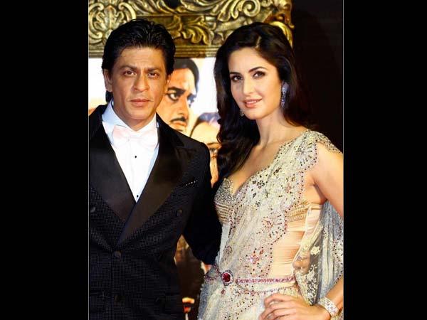 Shahrukh Khan To Inaugurate IFFI; Katrina Kaif, Shahid Kapoor To Be Present