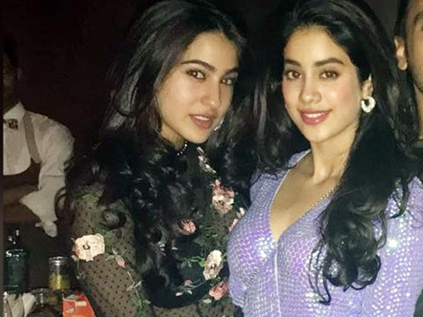Sara Ali Khan Having SLEEPLESS Nights; Not Happy With The Attention Janhvi Kapoor Is Getting!