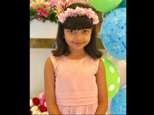 She's All Things Cute! Abhishek Bachchan Shares An Adorable Picture Of B'day Girl Aaradhya Bachchan!