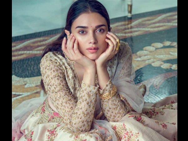 Why Aren't People As Angry When Women Are Raped & Killed In Womb: Aditi Rao Hydari On Padmavati Row