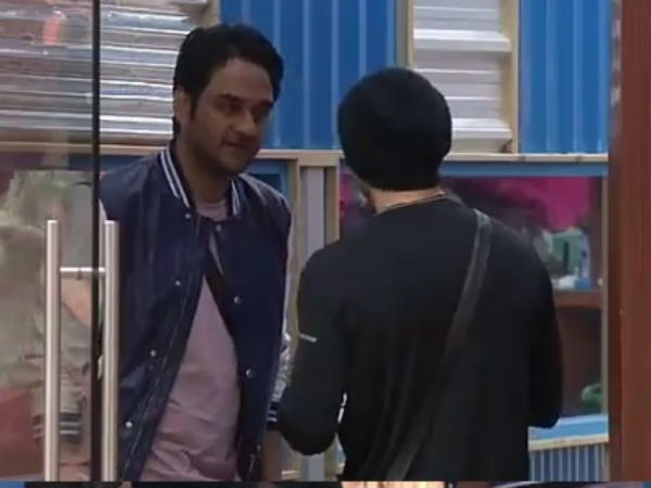 BB 11: Vikas & Hina Lash Out At Priyank For Sleeping With Ben, Who Says 'It's Not A Big Deal'!