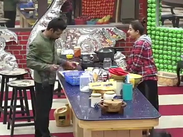 Shilpa's Revelation To Puneesh