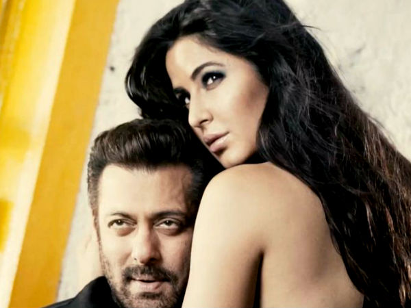 Salman On Meeting Katrina For The First Time