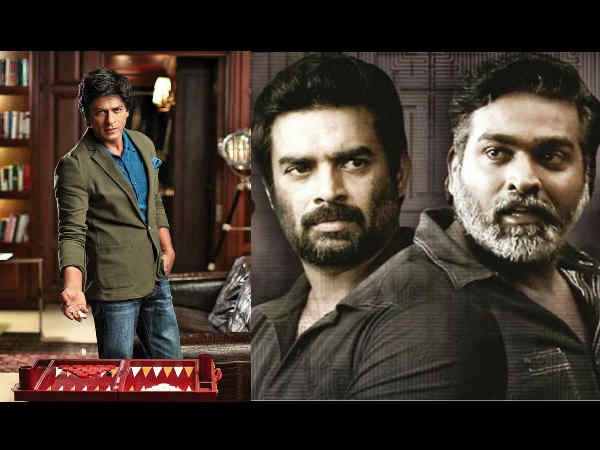 SRK Was Interested To Remake Vikram Vedha
