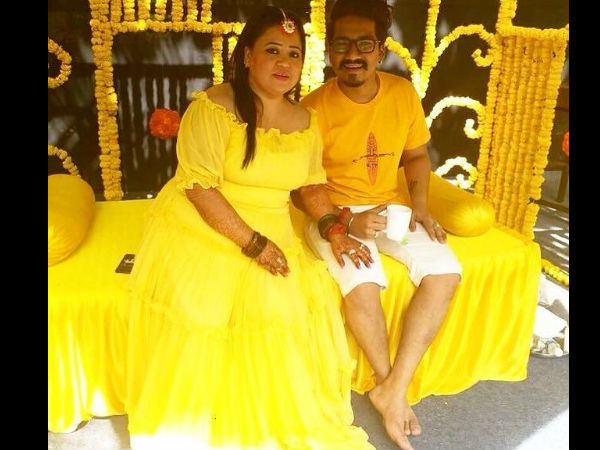Bharti Singh is Mrs Haarsh Limbachiyaa now! See wedding pics