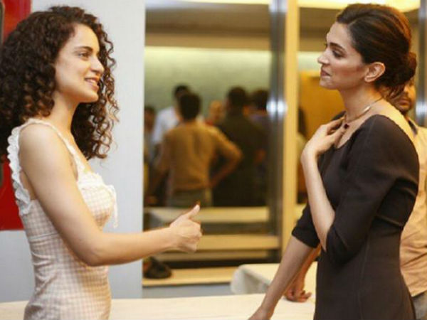 Padmavati row: Kangana Ranaut refuses to support Deepika Padukone?