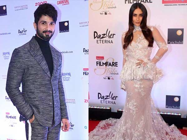 Her PR Manager Informed Kareena About Shahid